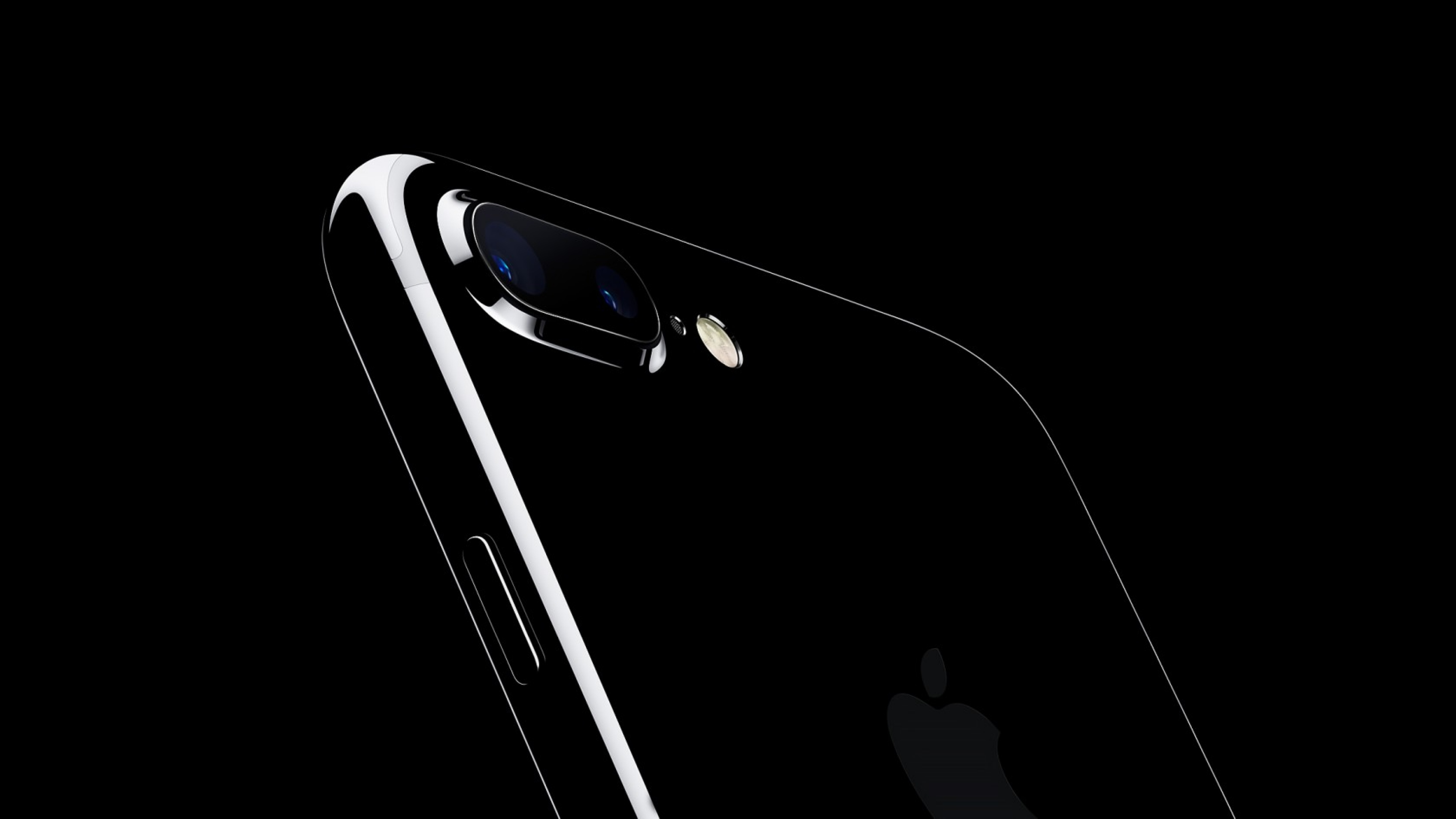 Iphone 7 Wallpaper Black 4k